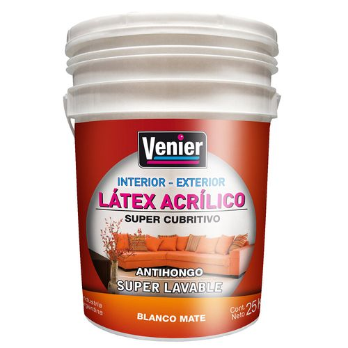 latex int-ext acrilico bco 25kg