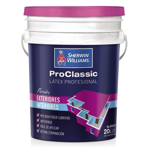 latex ext proclassic 20lt