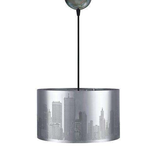 Lámpara Colgante Bajo Consumo E27 1 Luz 25W Nueva York 40 Cm