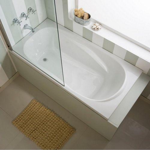Bañera de Acrilico Sanitario 1.6 Mts