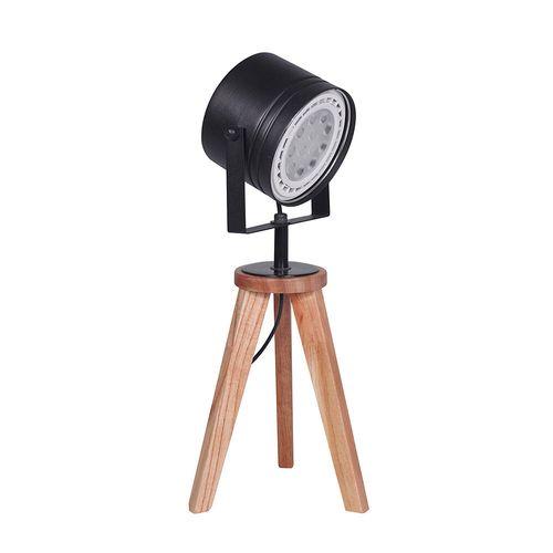 Lámpara de Mesa Tripode Industrial 1l E27 38C