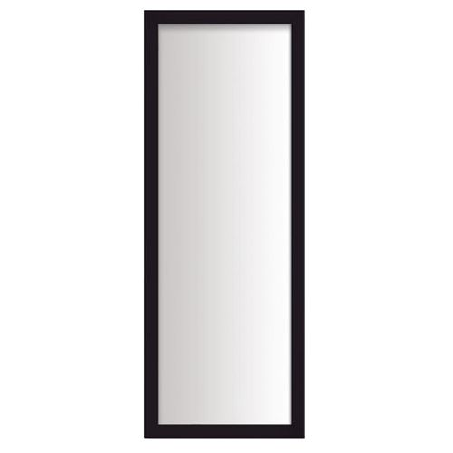Espejo 30x90 Cm Negro