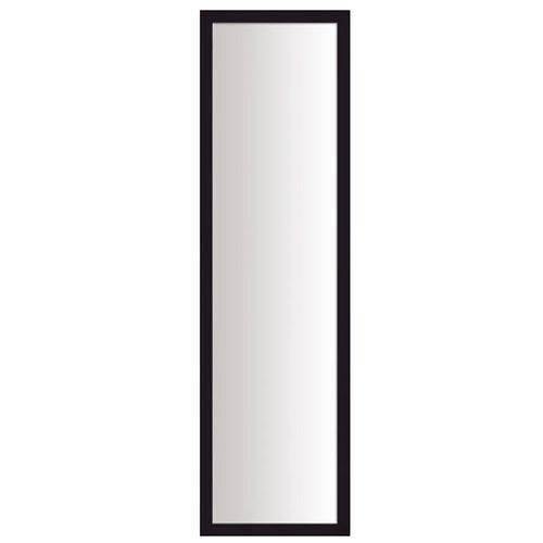 Espejo 120x30 Cm Negro