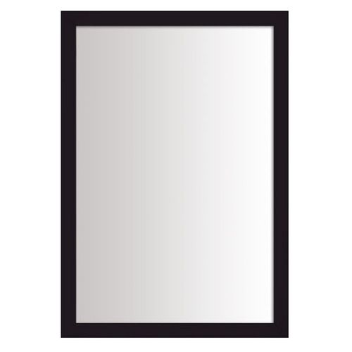Espejo 40x60 Cm Negro